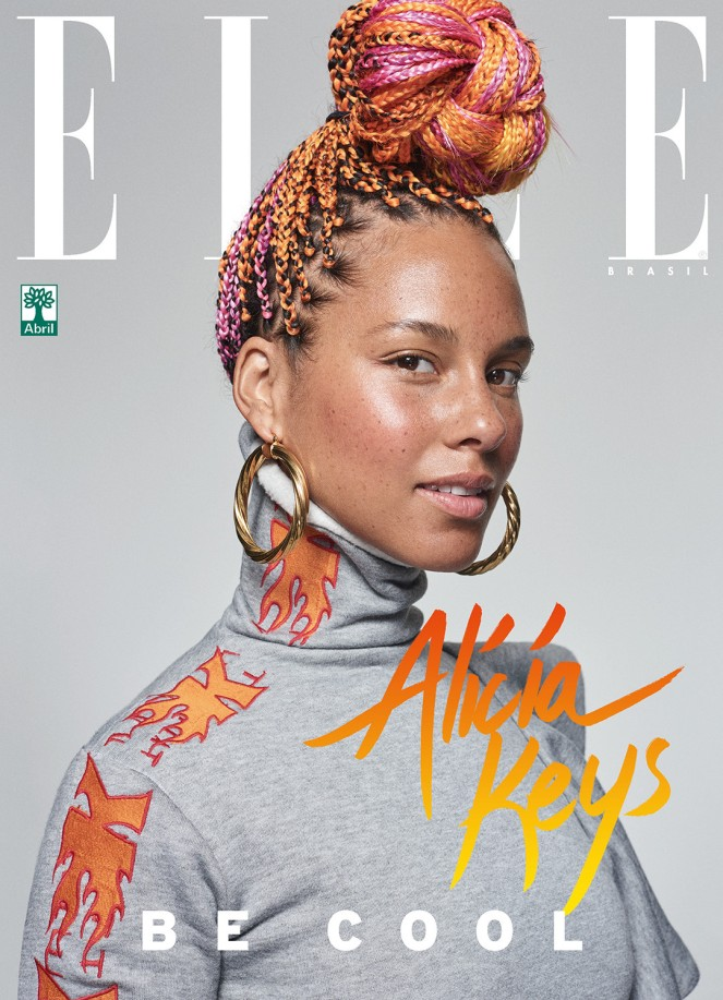 Be-Yourself-Alicia-Keys-is-Gorgeous-and-Bare-Faced-for-Elle-Brasil-Magazine-September-Issue-4