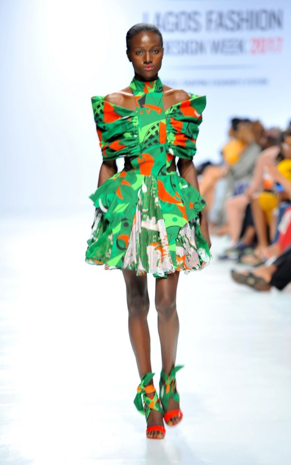 Model-wearing-a-piece-from-the-Africa-Inspired-Fashion-by-Heineken-at-the-Heineken-Lagos-Fashion-And-Design-Week-2017-600x960